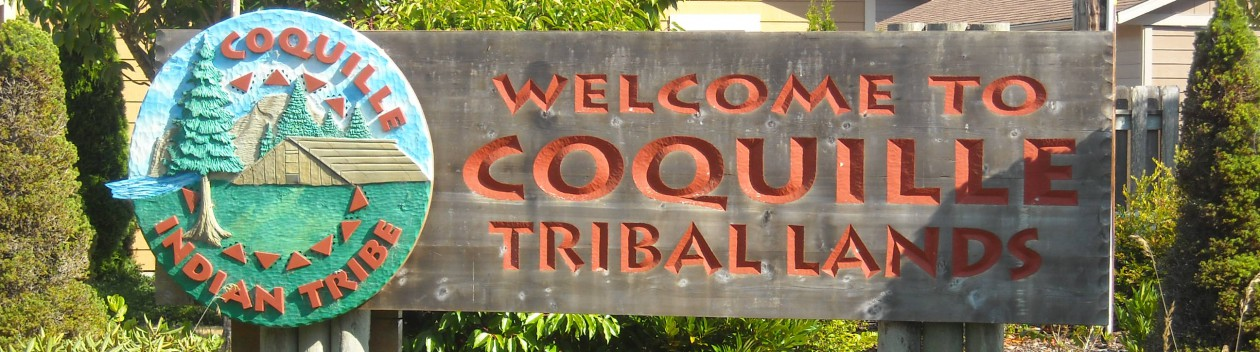 Coquille Indian Tribe News and Information